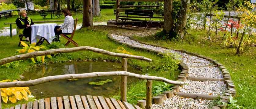 Kristal Hotel, Bohinj, Slovenia - garden 2.jpg